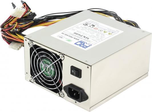 БП ATX 600 Вт Procase MKP600