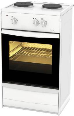 Электрическая плита Darina S EM521 404 W белый электрическая плита darina s em331 404 at черный
