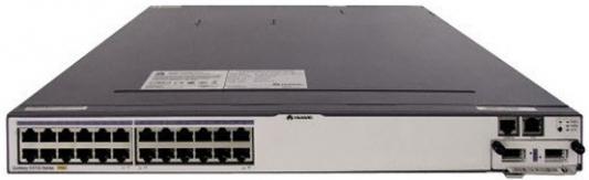 Коммутатор Huawei S5710-28C-PWR-EI-AC 20 портов 10/100/1000Mbps 4хSFP  - купить со скидкой