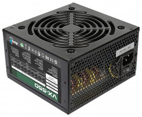 БП ATX 550 Вт Aerocool VX-550 бп atx 550 вт gamemax gp 550