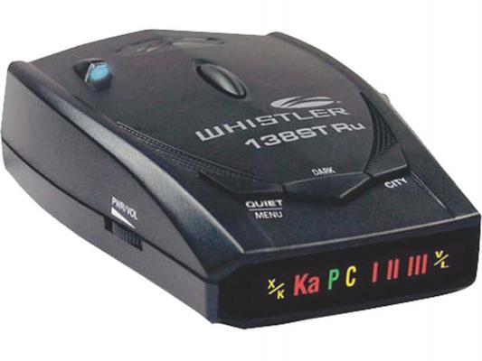 Радар-детектор  Whistler WH-138ST RU Стрелка радар детектор whistler wh 118st ru