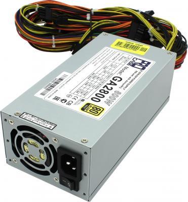 БП 2U 800 Вт Procase GA2800