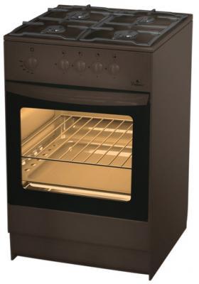 Газовая плита Darina S GM441 001 B коричневый