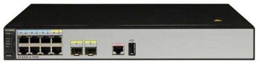 Коммутатор Huawei AC6005-8-8AP 8 портов 10/100/1000Mbps 2356816 самокат explore omni sport розовый со светящимися колесами