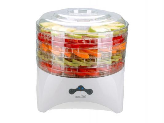 Сушилка для овощей и фруктов Smile FD 993 300Вт белый