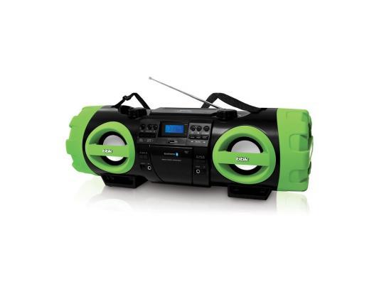 Магнитола BBK BX999BT черно-зеленый