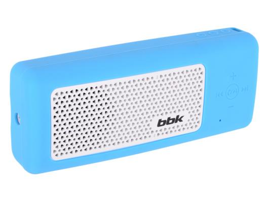 Магнитола BBK BTA190 синий цена и фото