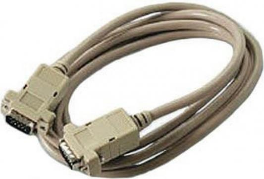 Фото - Кабель VGA 1.8м Ningbo CAB016-06 круглый белый кабель vga 1 8м ningbo cab016 06 круглый белый