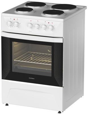 Электрическая плита Darina 1D EM141 407 W белый цена и фото