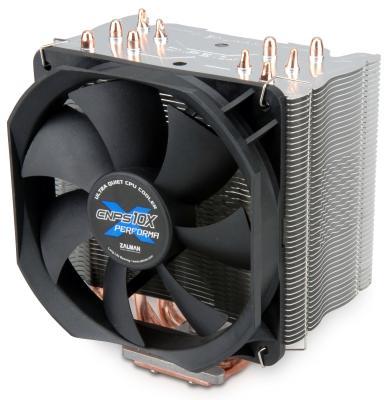 Кулер для процессора Zalman CNPS10X Performa + s775 /1155/1366/2011/AM2/AM3/FM1