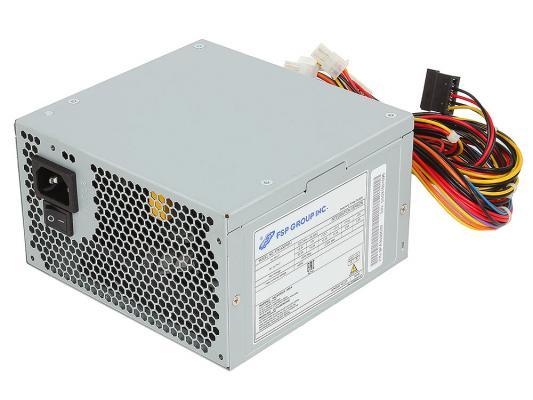 БП ATX 400 Вт FSP ATX-400PNR-I блок питания fsp atx 400w atx 400pnr i