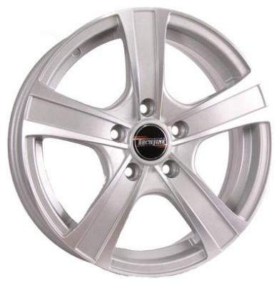 Диск Tech Line 539 6x15 4x100 ET40 Silver литой диск nz wheels sh655 6x15 5x112 d57 1 et47 silver