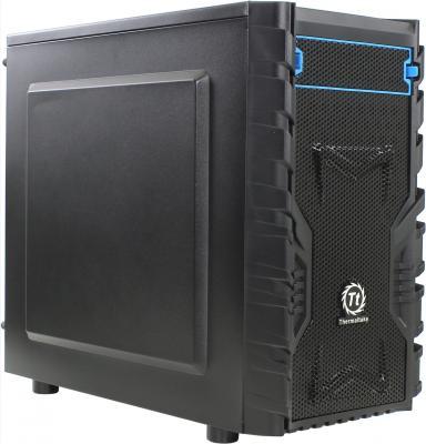 цена на Корпус microATX Thermaltake Versa H13 Без БП чёрный CA-1D3-00S1NN-00