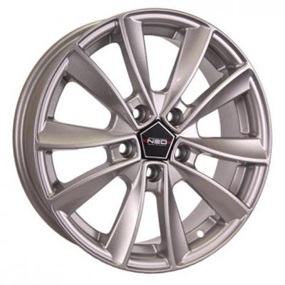 Диск Tech Line Neo 642 6.5x16 5x112 ET45 Silver литой диск nz wheels sh655 6x15 5x112 d57 1 et47 silver