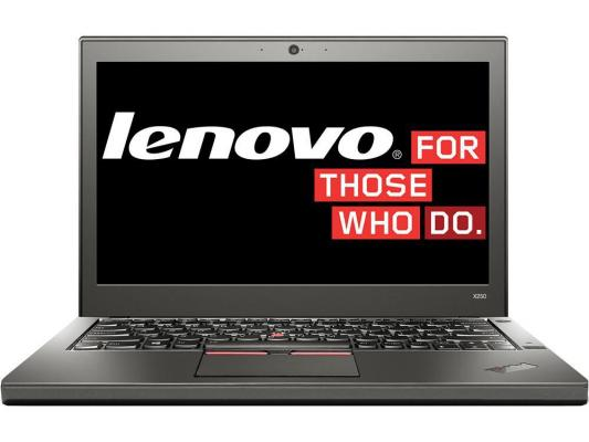 "Ноутбук Lenovo ThinkPad X250 12.5"" 1366x768 Intel Core i5-5200U 20CM003DRT от 123.ru"