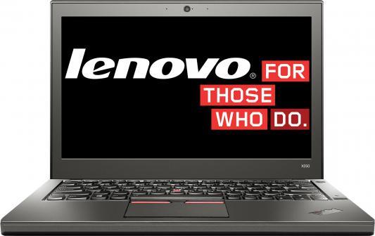 """Ноутбук Lenovo ThinkPad X250 12.5"""" 1920x1080 Intel Core i7-5600U 20CM003FRT"""