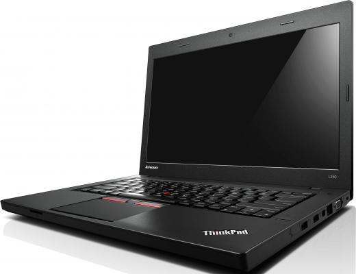 "Ноутбук Lenovo ThinkPad L450 14"" 1920x1080 Intel Core i5-5200U 20DT0017RT от 123.ru"
