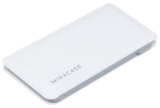 Портативное зарядное устройство Miracase MACC829 6000 mAh 2A белый от 123.ru