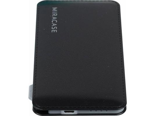 Портативное зарядное устройство Miracase MACC829 6000 mAh 2A черный от 123.ru
