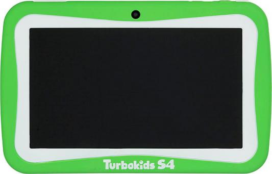 "Планшет Turbo TurboKids S4 8Gb 7"" 1024x600 Wi-Fi Android 4.4 зеленый"
