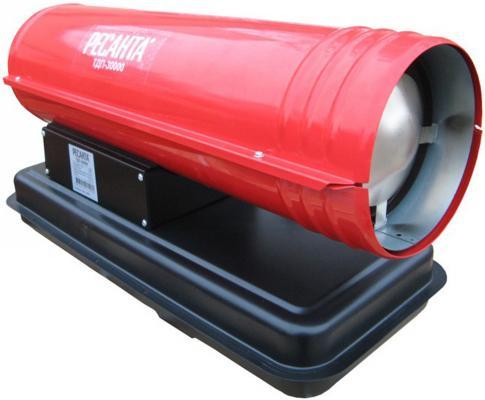 цена на Тепловая пушка Ресанта ТДП-30000 30000 Вт вентилятор обогрев Регулировка температуры красный чёрный