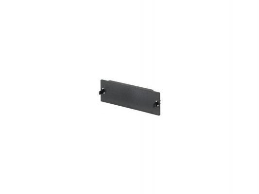 Заглушка Brand-Rex MMCJAKBLK2 порта патч-панели черный