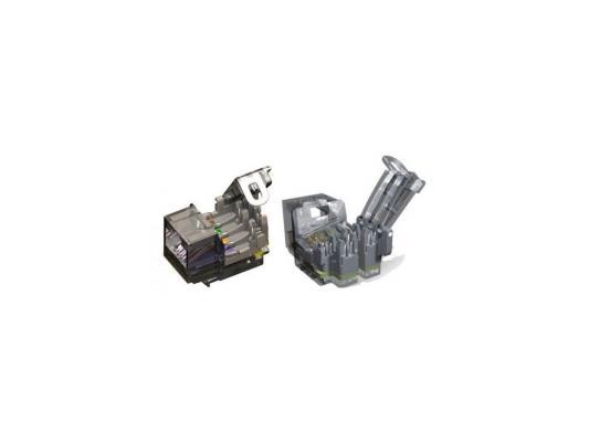 Модуль информационный Brand-Rex GigaPlus GPCJAKU002 Keystone RJ45 кат.5e черный/аквамарин
