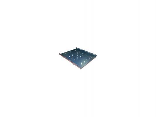 Полка Lanmaster TWT-CBB-S4-6/60 4 точки для напольных шкафов глубиной 600мм до 60кг