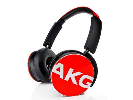 Наушники AKG Y50 красный микрофоны akg drumset premium