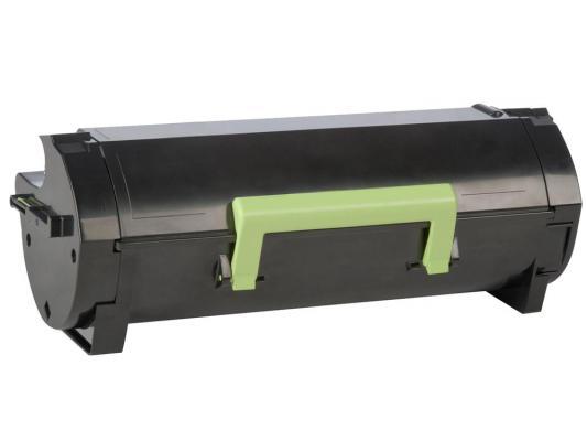 Картридж Lexmark 51F5H00 для MS312/MS415 черный 5000стр картридж lexmark 12b0090 черный