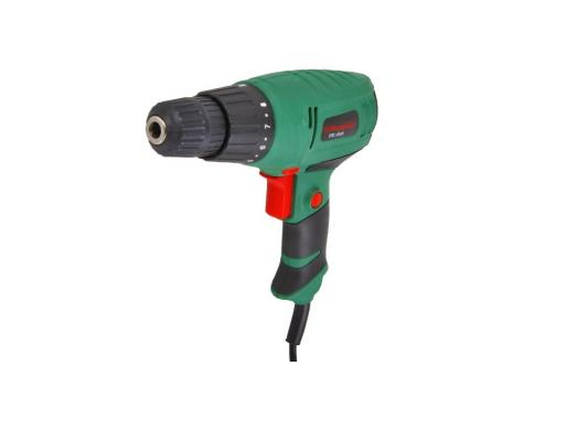 Дрель-шуруповёрт Hammer DRL400A 280Вт дрель шуруповерт hammer flex drl400a