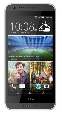 "Смартфон HTC Desire 620G Dual серый 5"" 8 Гб Wi-Fi GPS"