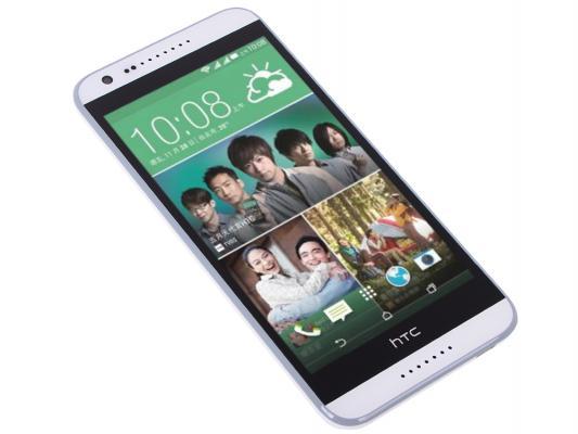 "Смартфон HTC Desire 620G Dual белый серый 5"" 8 Гб Wi-Fi GPS"