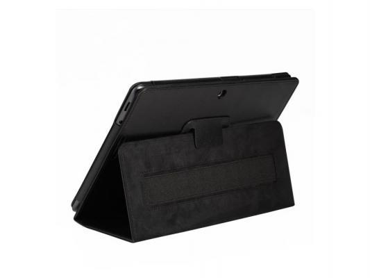 Чехол IT BAGGAGE для планшета Asus MeMO Pad 10 ME103K искуcственная кожа черный ITASME103К-1