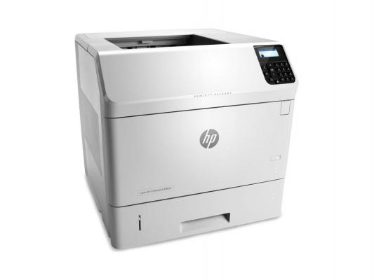 Купить Принтер HP LaserJet Enterprise 600 M604n E6B67A ч/б A4 50ppm 1200x1200dpi 512Mb Ethernet USB