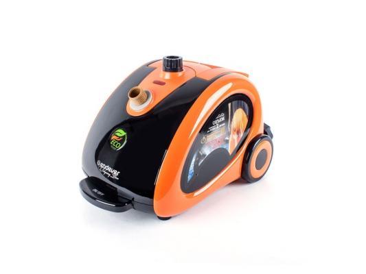 Отпариватель Endever Odyssey Q-506 2000Вт 2л черно-оранжевый