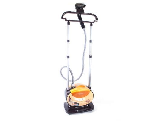 Отпариватель Endever Odyssey Q-508 1800Вт 3.3л черно-оранжевый пылесосы endever пылесос