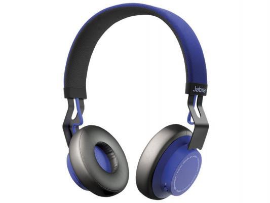 Bluetooth-гарнитура JABRA Jabra MOVE синий Cobalt