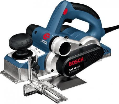 Рубанок Bosch GHO 40-82C 850Вт 82мм недорого