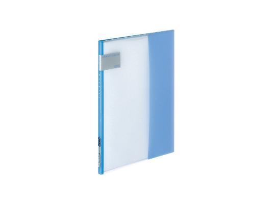 Папка-уголок Kokuyo RA-T1-3 A4 синий kokuyo высокая прозрачная офисная сумка книга с документами карманная файловая книга папка с листом бумаги a4 60 страниц желтый wcn tcb2610y