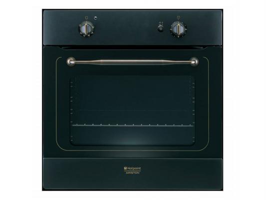 Газовый шкаф Hotpoint-Ariston GOS 7 A RFH черный