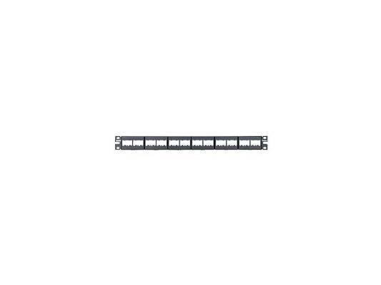 Патч-панель Panduit CPP24WBLY 19 24 порта наборная черный