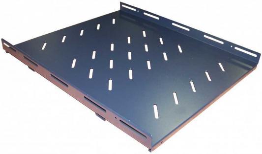 Полка Lanmaster TWT-CBB-S4-10/60 4 точки для напольных шкафов глубиной 1000мм до 60кг