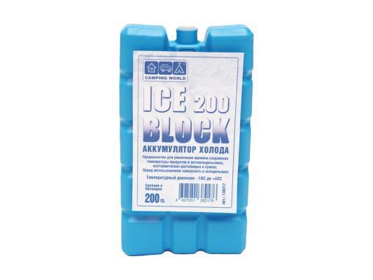 Аккумулятор холода CW Camping World Iceblock 200 200гр 138217