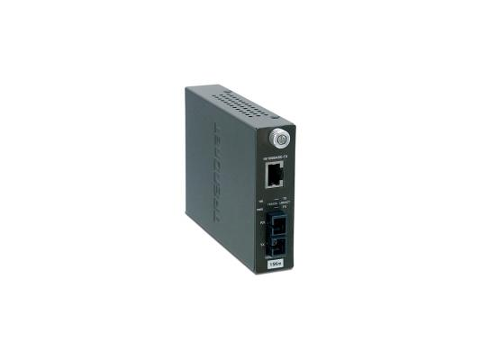 Медиаконвертер TRENDnet TFC-110S15 100Base-FX SC до 15км Ethernet 100Base-TX