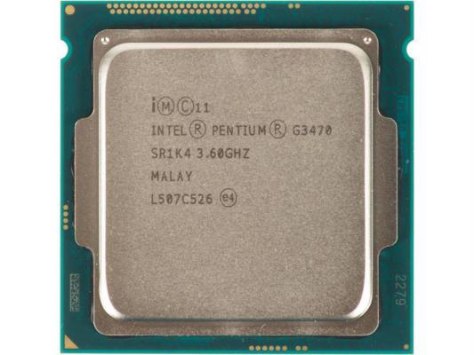 Процессор Intel Pentium G3470 3.6GHz 3Mb Socket 1150 OEM