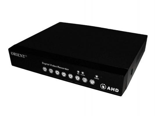Видеорегистратор сетевой ORIENT DVR-9204AHD 1280x720 HDD SATA USB HDMI VGA гибридный