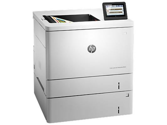 Принтер HP LaserJet Enterprise 500 color M553x B5L26A цветной А4 38ppm 1200x1200dpi 1024Mb Ethernet USB принтер hp color laserjet enterprise m652dn