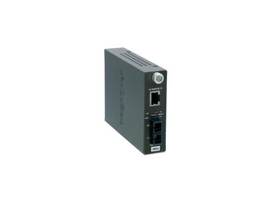 Медиаконвертер TRENDnet TFC-110S30 100Base-TX до 30км