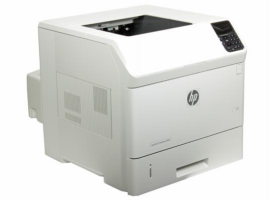 Принтер HP LaserJet Enterprise 600 M605n E6B69A ч/б A4 55ppm 1200x1200dpi 512Mb Ethernet USB (замена CE991A M602n)